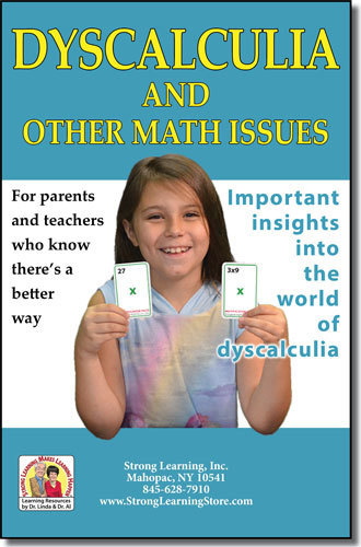 Dyscalculia and Other Math Issues--Parent Information Book