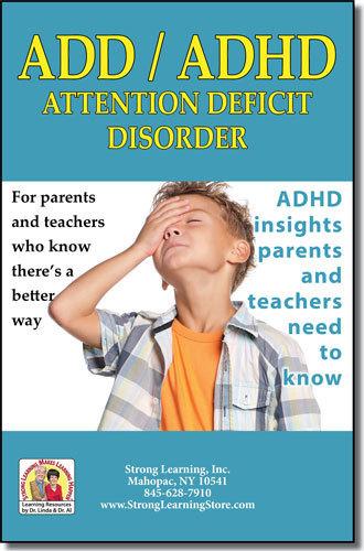 ADD/ADHD Attention Deficit Disorder--Parent Information Book