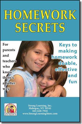 Homework Secrets--Parent Information Book