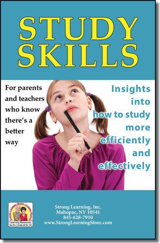 Study Skills--Parent Information Book