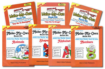 Book Kits SPECIAL - 7 Book Kits - Get 2 FREE! (titles 316-322)