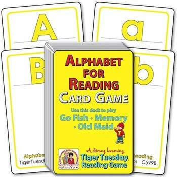 Alphabet for Pre-Readers | Ages 4-5+