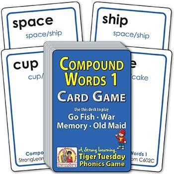 Compound Words I | Ages 6-7+