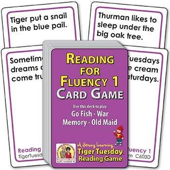 Reading Fluency I | Ages 6-8+