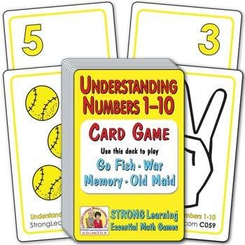 Understanding Numbers 1-10