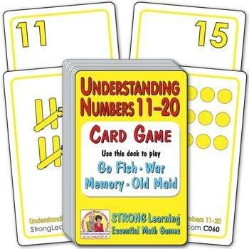 Understanding Numbers 11-20
