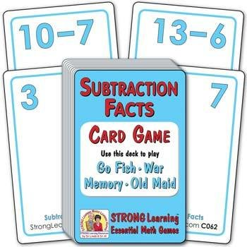 Subtraction Facts