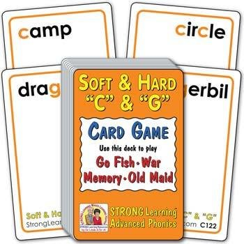 "Soft & Hard ""C"" & ""G"" 