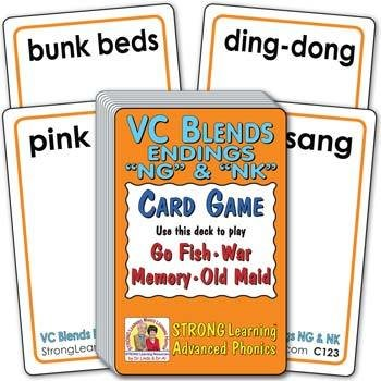 "VC Blends - Endings ""NG"" & ""NK"" 
