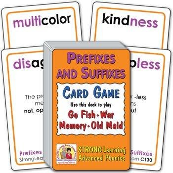 Prefixes and Suffixes | Ages 8-11+