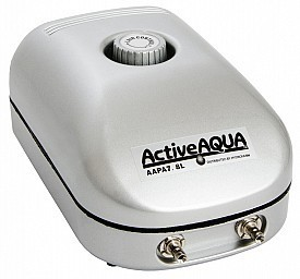 Active Aqua Air Pump 7.8L - 2 outlet