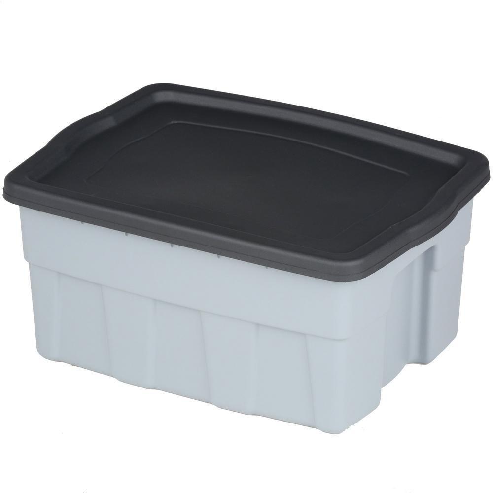 8 Gal. Dura Box Storage Tote
