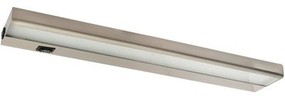 LED InchLight  - Linkable - 2 Level dimming Light strip in  White, Bronze & Brushed Nickel - 5 Sizes