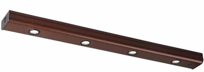 LED MiniBar  - Linkable - 3 Level Touch dimming Light bar in  White, Bronze & Brushed Nickel - 3 Lengths