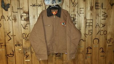 NMCGA Duck Cloth Work Jacket