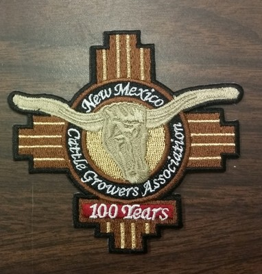 100 Year NMCGA Patches (Limited Edition)