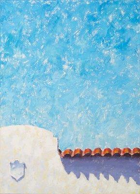 'Big Blue, Smile' Print (Giclée)
