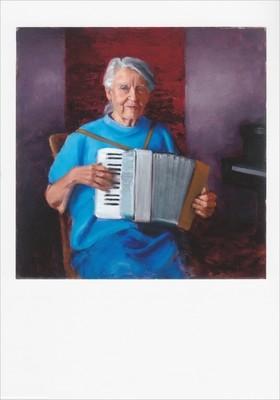 'Jenny Vincent' Notecard