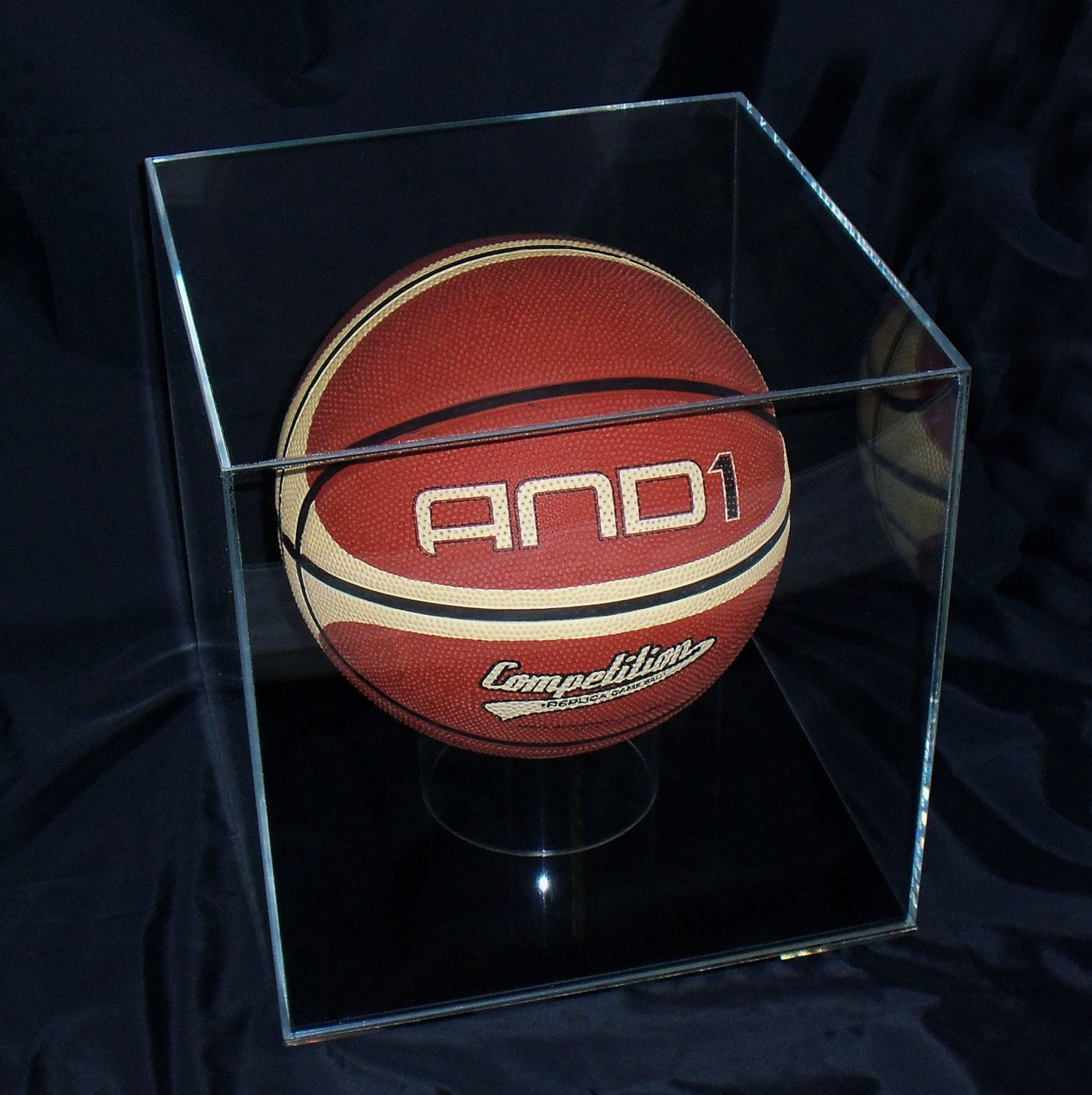 Espositore Per Pallone Basket Display Case for Ball Basketball