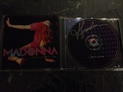 CD Autografato Signed Autografato Signed Album CD  certificate Signed CD Signed Cantanti Singer Star Group