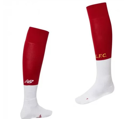 LIVERPOOL  CALZETTONI CASA 2019-2020 HOME LIVERPOOL   2019 2020 SOCKS
