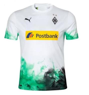 Borussia Monchengladbach MAGLIA CASA 2019 2020   JERSEY HOME  Borussia Monchengladbach 2019 2020