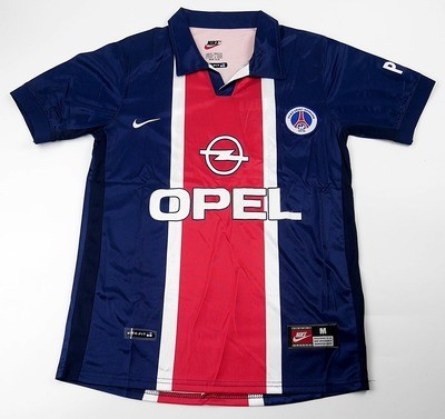 Paris Saint-Germain   MAGLIA CASA 1998 1999 JERSEY HOME 98 99 PSG