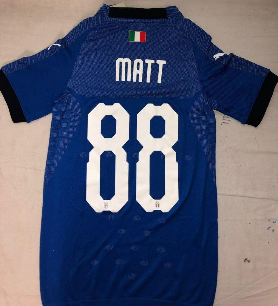 ITALIA MATT 88 ITALY SIZE S TAGLIA S