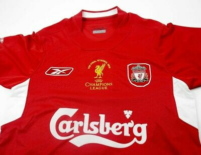 LIVERPOOL FINAL ISTANBUL 2005 LIVERPOOL FINALE CHAMPIONS 2005 INSTANBUL 05