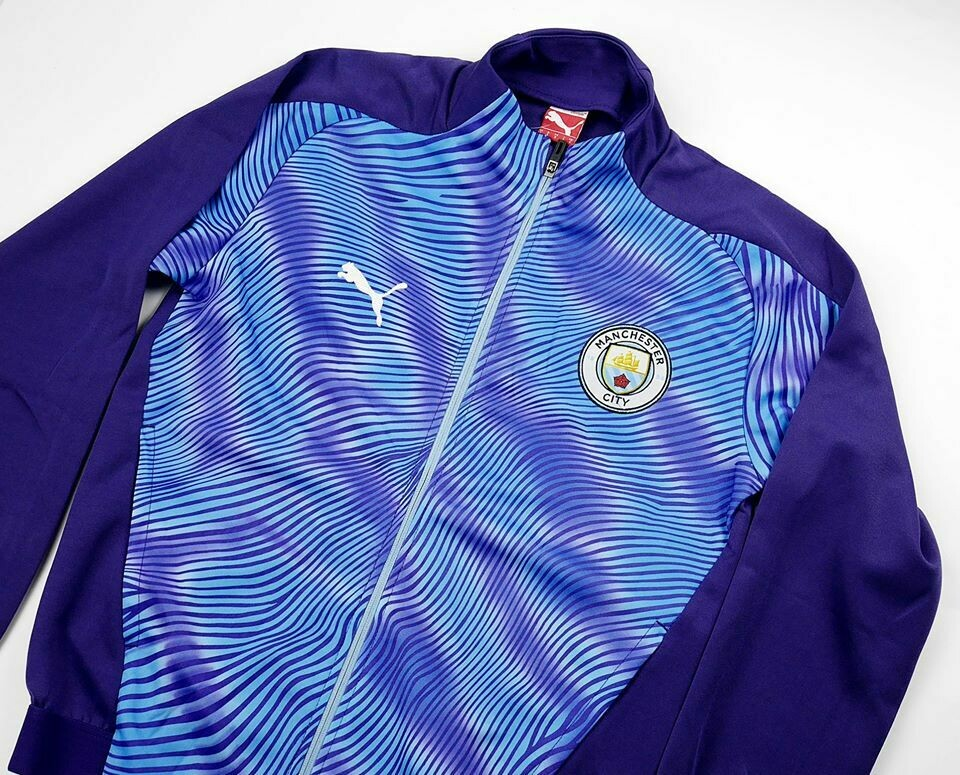 MANCHESTER CITY GIACCA JACKET 2019 2020