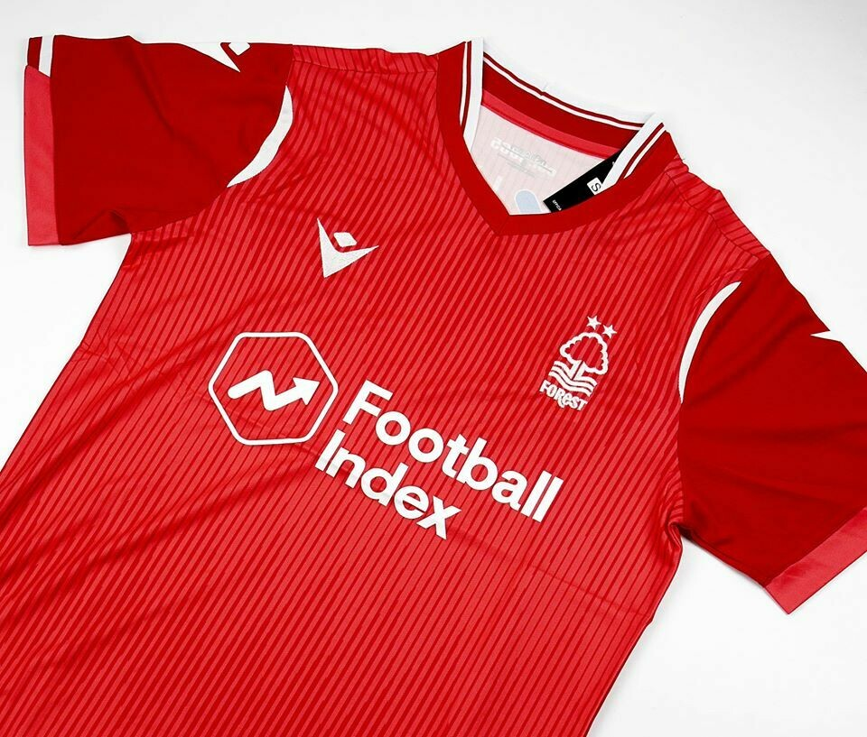 NOTTINGHAM FOREST HOME 2019-2020 MAGLIA CASA