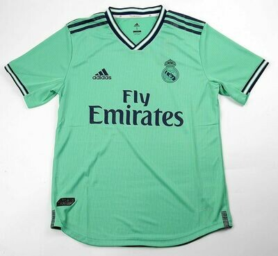 REAL MADRID AWAY 3RD PLAYER 2019-2020 MAGLIA TRASFERTA