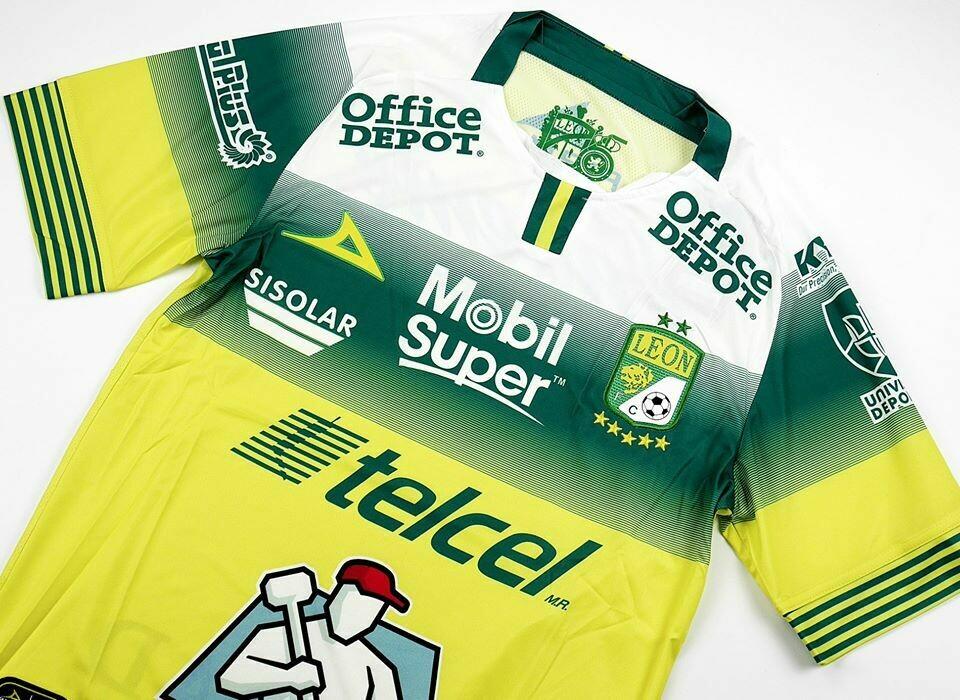 CLUB LEON AWAY 2019-2020 MAGLIA TRASFERTA