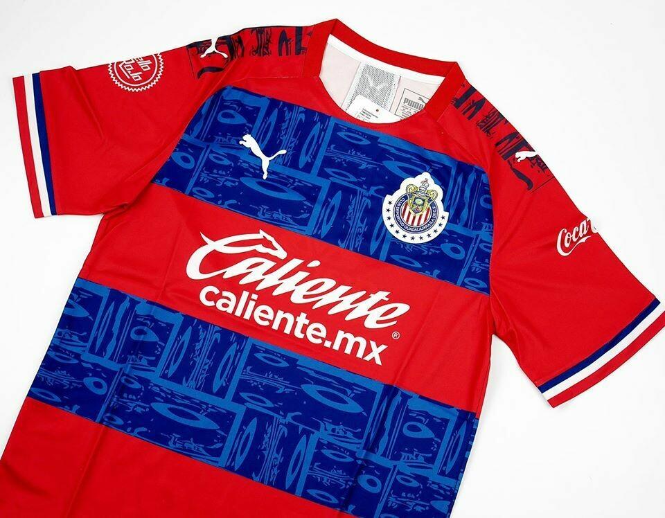 CHIVAS AWAY 2019-2020 MAGLIA TRASFERTA 19 20