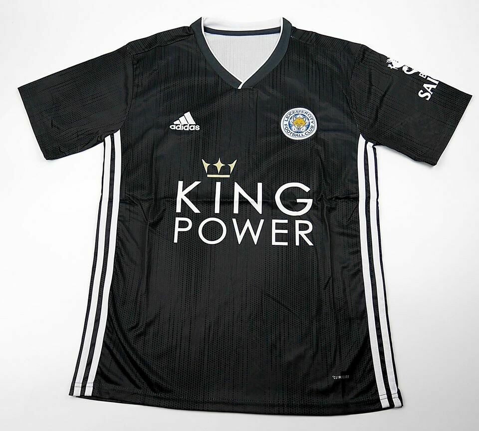 LEICESTER CITY AWAY 3RD 2019-2020 MAGLIA TRASFERTA