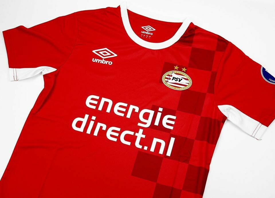 PSV EINDHOVEN HOME 2019-2020 MAGLIA CASA