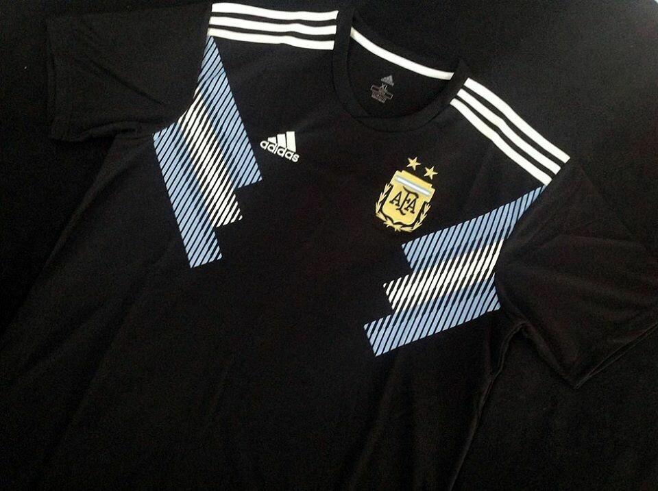 ARGENTINA AWAY WC 2018 MAGLIA TRASFERTA