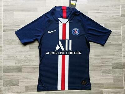 PSG HOME 2019-2020 MAGLIA CASA PARIS ST GERMAIN VERSION PLAYER