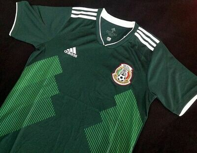 MEXICO HOME WC 2018 MESSICO 18