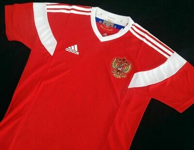RUSSIA HOME WC 2018 PLAYER VERSION CASA MAGLIA