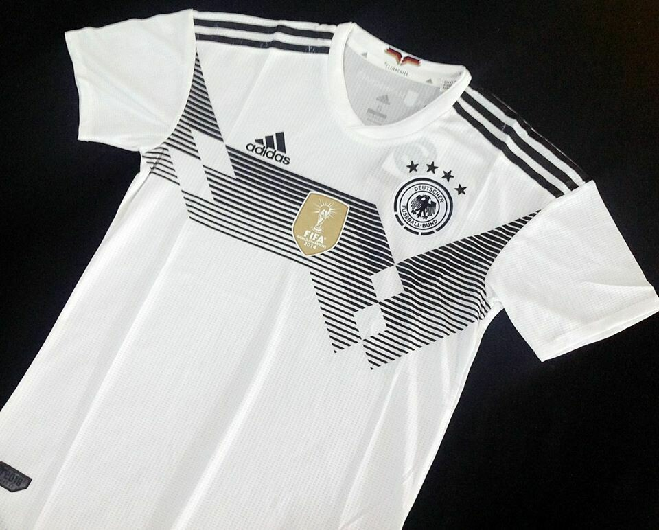 GERMANY HOME WC 2018 PLAYER VERSION MAGLIA CASA