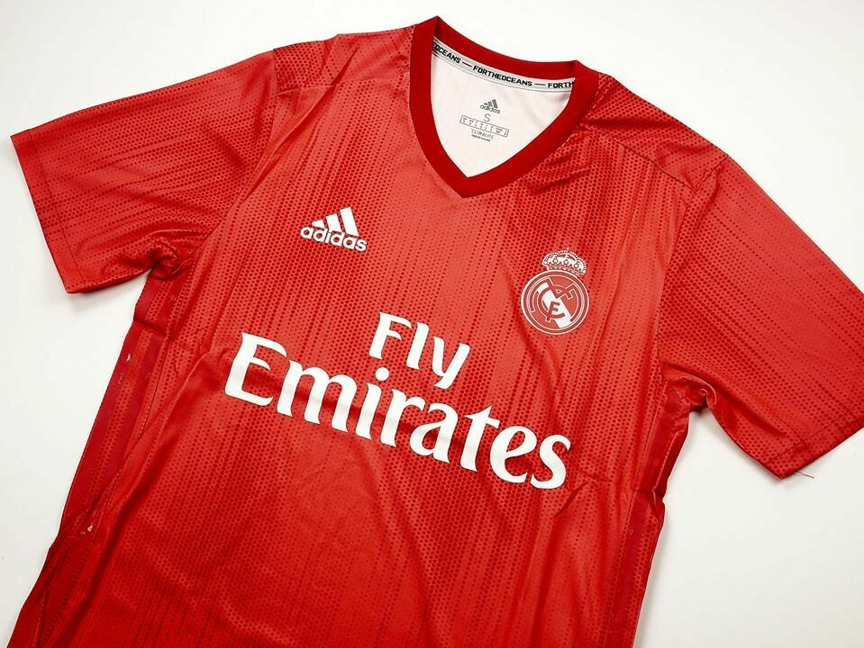 REAL MADRID AWAY 3RD PLAYER 1819 MAGLIA TRASFERTA
