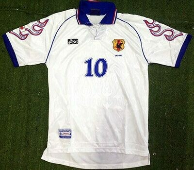 JAPAN AWAY WORLD CUP 1998 GIAPPONE WORLD CUP 98