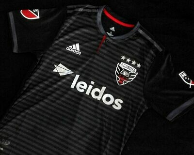 D.C. UNITED HOME 1819 PLAYER VERSION