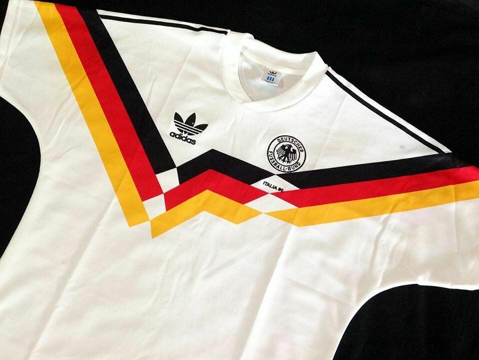 GERMANY HOME 1990 MAGLIA CASA