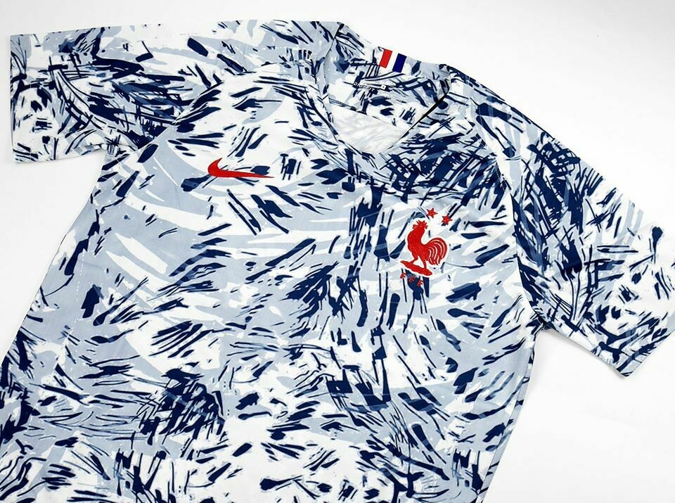 FRANCE AWAY EURO 2020 CONCEPT VERSION FRANCIA