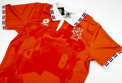 HOLLAND HOME EURO 1996 OLANDA EUROPEI 1996
