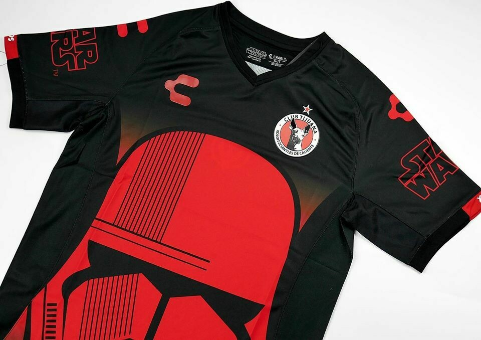 CLUB TIJUANA X STAR WARS 2019-2020