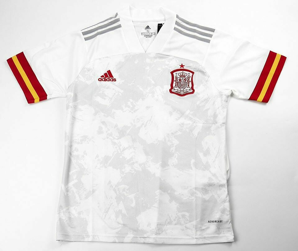 SPAIN AWAY EURO 2020 MAGLIA TRASFERTA SPAGNA