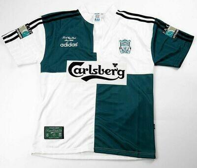 LIVERPOOL FINAL FA CUP 1996 MAGLIA FINALE FA CUP 96